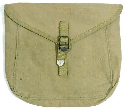 US WWII Haversack Meatcan Pouch