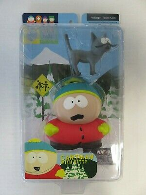Cartman With Kitty South Park Figure Series 1 Mirage 2003