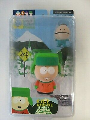 Kyle with Ike South Park Figure Series 1 Mirage 2003