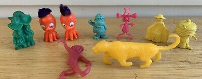 Vtg 60s Cereal Premium Lot ASTRO NITS Jungle Book MUTTLEY Frito Lay MCDONALDS