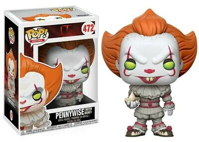 Funko - POP Movies: IT Pennywise (boat) #472