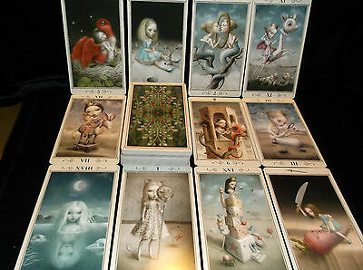 Sealed & Brand New! Ceccoli Tarot Card Oracle Enchanting Dreamlike Images