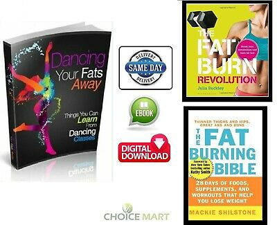 Dancing Your Fats Away + How to Housetrain Any Dog (super fast delivery)