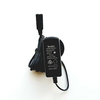WAHL Replacement CHARGER (Model S005YS0400070) Female for clippers & trimmers