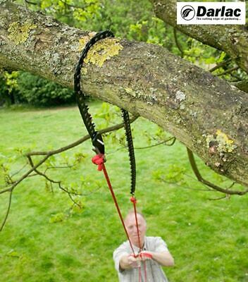 Darlac Pocket Chainsaw Chain Saw Pruning High & Low Growth Compact Case