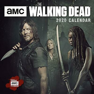 The Walking Dead -  Mini Wall Calendar 2020