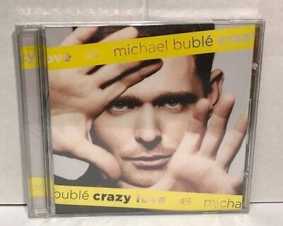 Michael Buble - Crazy Love CD, NEW, SEALED