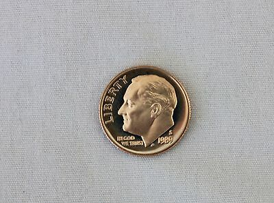 1989-S Clad Roosevelt Dime Shipped FREE Best Prices on  Nice Coins!