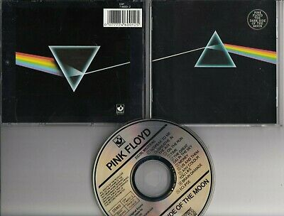 PINK FLOYD Dark Side Of The Moon CD EARLY PRESS HOLLAND CDP 746001 2 NR MINT