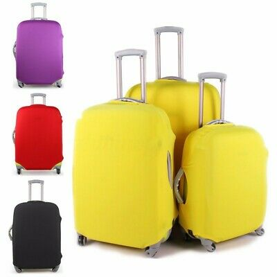 Travel Luggage Suitcase Protector Cover Elastic Dustproof Bag Anti
