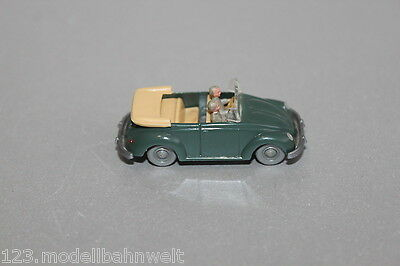1//87 Wiking VW Beetle Cabriolet Violet Metallic 33 a#6