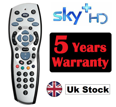 New Sky + Plus Hd Rev 9 Remote Control Replacement Hq Uk Seller