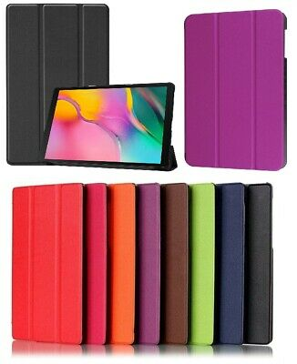 """Magnetic Case For Samsung Galaxy Tab A 10.1"""" 2019 T510 T515 Smart Leather Cover"""