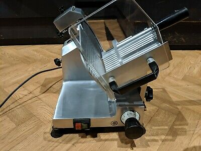 Buffalo Electric Meat Slicer 220mm NEARLY NEW