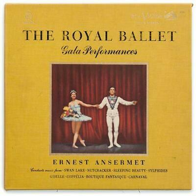 Ernest Ansermet - The Royal Ballet (Gala Performances) (2xLP + Box, Used)
