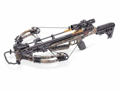 New CenterPoint Mercenary 390 Crossbow Package God's Country AXCM190GCK