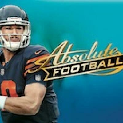 2019 Absolute (Panini) NFL Football Trading Cards Pick From List Base or Rookies
