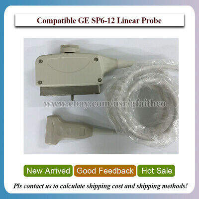 Compatible GE Voluson 730 Ultrasound SP6-12 Linear transducer probe