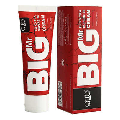 MR BIG 65ml Strong Man Power Enlargement Sex Cream Penis Largo Gel Gold Dragon