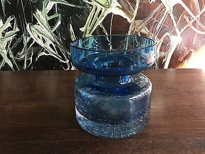 Beautiful Scandinavian Vase in Blue