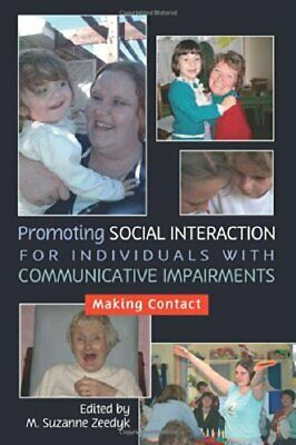 Promoting Social Interaction for Individuals with Communicative Impairments: M,