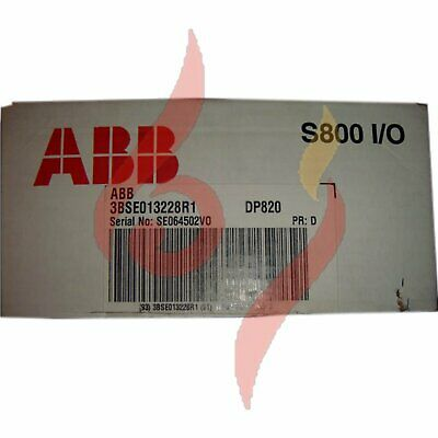 1 piece New ABB 3BSE013228R1 DP820 Module free shipping