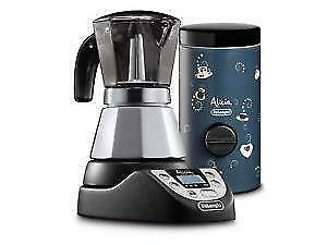 Delonghi Moka Electric Programmable Timer Alicia plus Emkp42.b Dcm