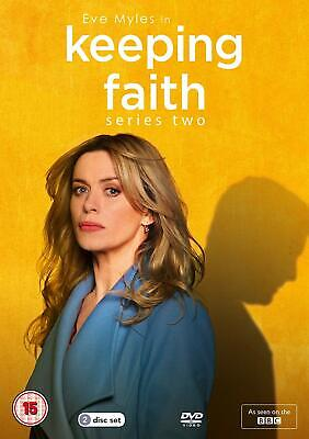 Keeping Faith: Complete Series 2 - DVD NEW & SEALED - Eve Myles (As seen on BBC)