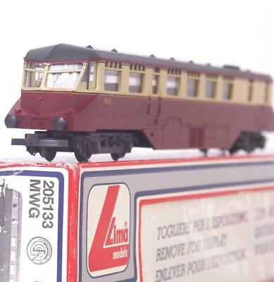 BOXED LIMA 205133 OO GAUGE - Ex GWR BR BRITISH RAIL AEC DIESEL RAILCAR No.W22