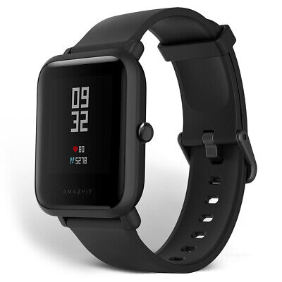 Xiaomi AMAZFIT Bip Lite Bluetooth Heart Rate Monitor Smartwatch English Version
