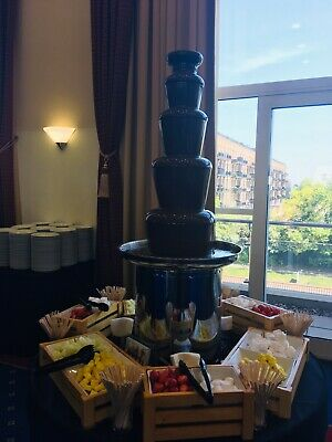 Commercial Chocolate Fountain - Giles & Posner CF2000