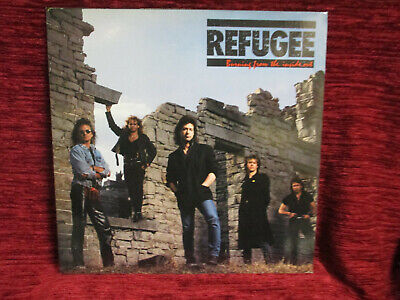 Refugee – Burning From The Inside Out - Polydor – 833 084-1 Vinyl LP