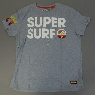 AUTHENTIC oneill SURF TEE logo IN THE BLUE SINCE 52 HOOKED MEN/'S LARGE LG L 501