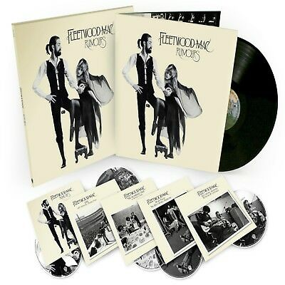 FLEETWOOD MAC - Rumours - 4CD with DVD and LP - Super Deluxe Edition