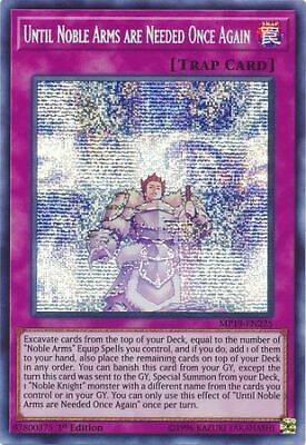 Until Noble Arms are Needed Once Again - 1st Ed - MP19-EN225 - Prismatic - NM