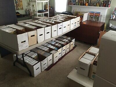 LOT OF (50) Marvel, DC & Indie Comic Books~Bronze Age to Modern Age~Mystery Grab