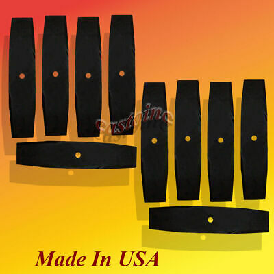 """Edger Blade 9/"""" X 3//8/"""" D Hole Fits K/&S Edgers Made in USA"""