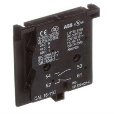 ABB Auxiliary Contact CAL16-11C