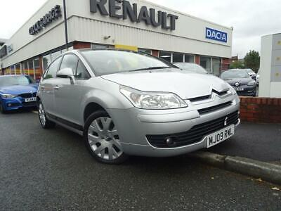 2009 09 CITROEN C4 1.6 CACHET I 5dr / Lovely Condition / Warranty inc.