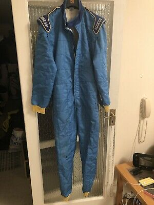 Sparco Level 2 Racesuit Size 50