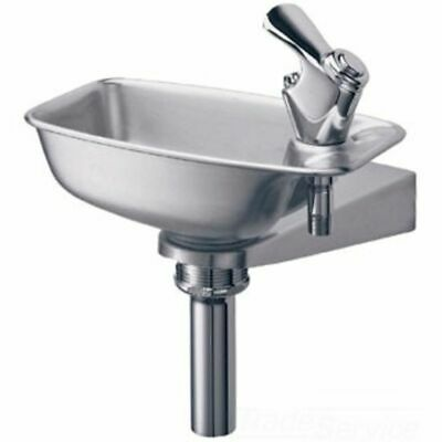 Elkay EDF15-R Bracket Fountain With Bubbler Non Refrigerated