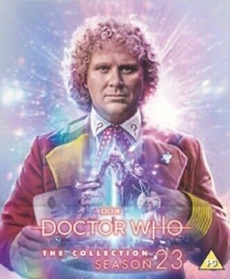 Doctor Who The Collection Series 23 Limited Edition New Region B Blu-ray