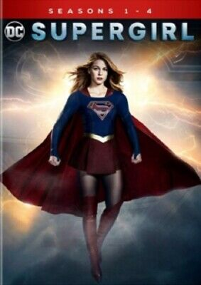 Supergirl Season 1 2 3 4 Series One Two Three Four (Melissa Benoist) New DVD