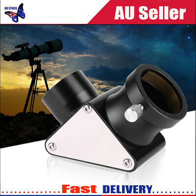 "6.5*3.5*3cm Aluminum alloy 1.25"" 90-Deg Dielectric Mirror Diagonal for Telescope"