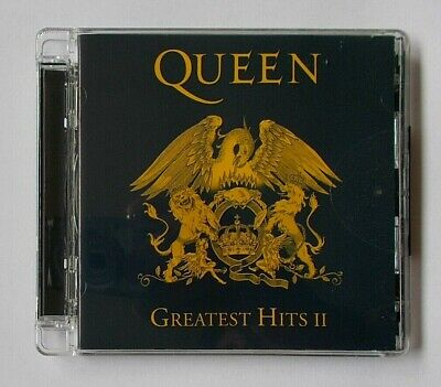 Queen : Greatest Hits Vol 2 ~ (2011) Remastered CD Album ~ Brand New & Sealed