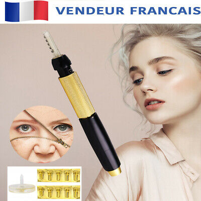 0.5ml Hyaluron Stylo Acide Hyaluronique Non Invasif Seringue Injection Atomiseur