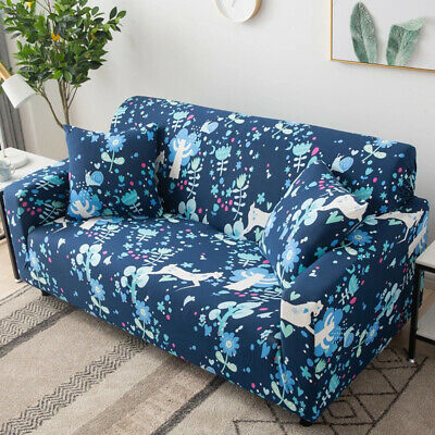 Multi-style Stretch Elastic Fabric Sofa Cover Sectional/Corner Couch Covers