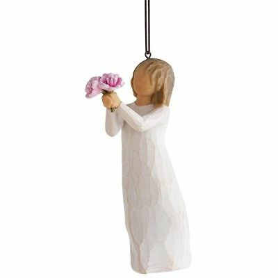Willow Tree THANK YOU Hanging Figurine Ornament By Susan Lordi 27574