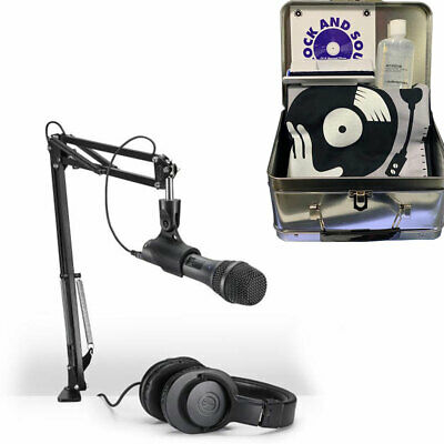 Audio-Technica AT2005USBPK Streaming/Podcasting Pack + Free Lunch Box