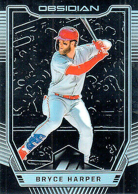 2019 Chronicles Baseball - Obsidian cards - Pick Your Card